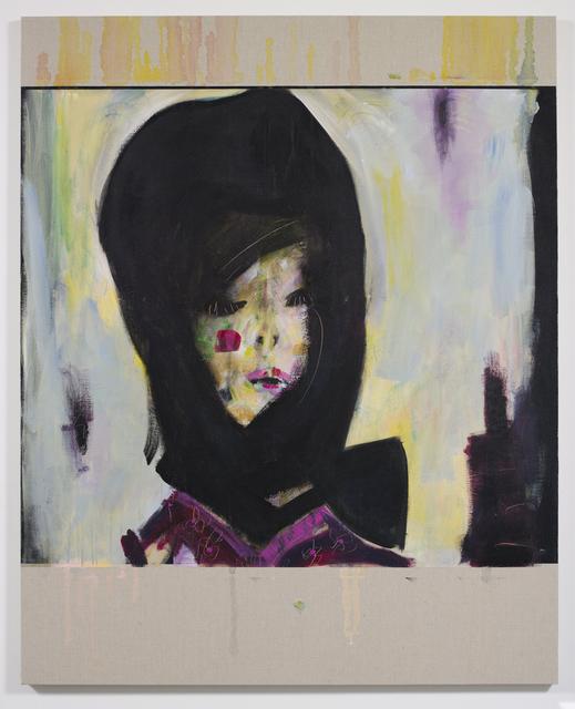 , 'Black Hood,' 2015, MISAKO & ROSEN
