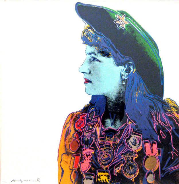 Andy Warhol, 'Annie Oakley (FS II.378) ', 1986, Revolver Gallery