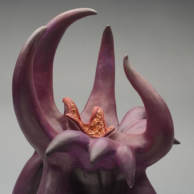 Kelley Eggert, 'Purple Pod', Hieronymus