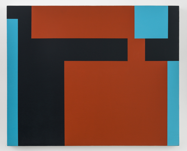 , '10-90,' 1990, Richard Taittinger Gallery