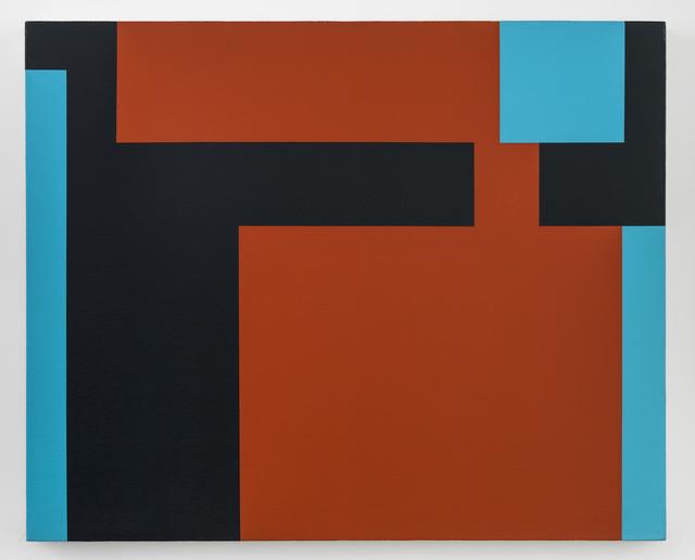 Nassos Daphnis, '10-90', 1990, Richard Taittinger Gallery
