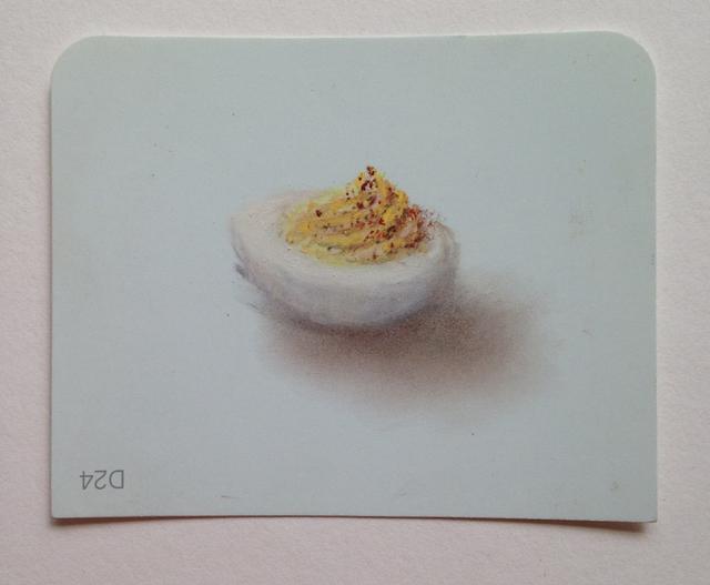 , 'Deviled Egg,' 2015, Ground Floor Gallery
