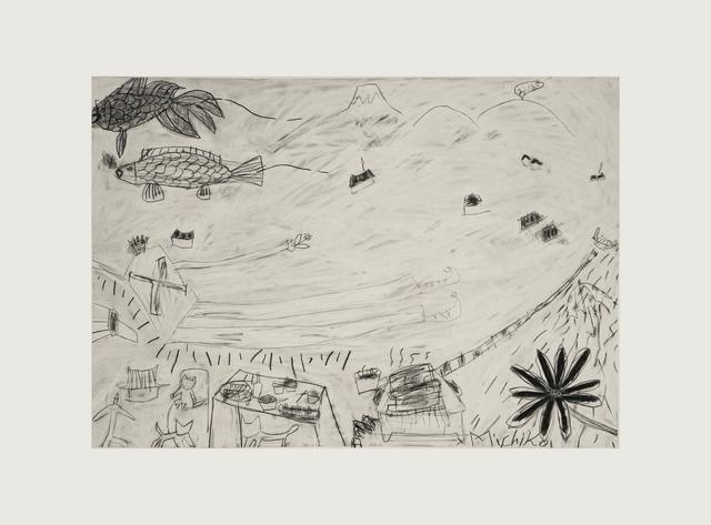, '朝と金魚,' 2016, Kamiya Art
