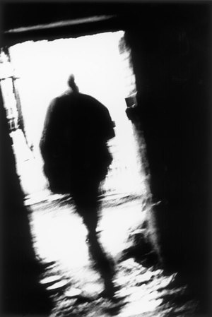 , 'Retreating Man, Pennsylvania,' 2002, Seraphin Gallery