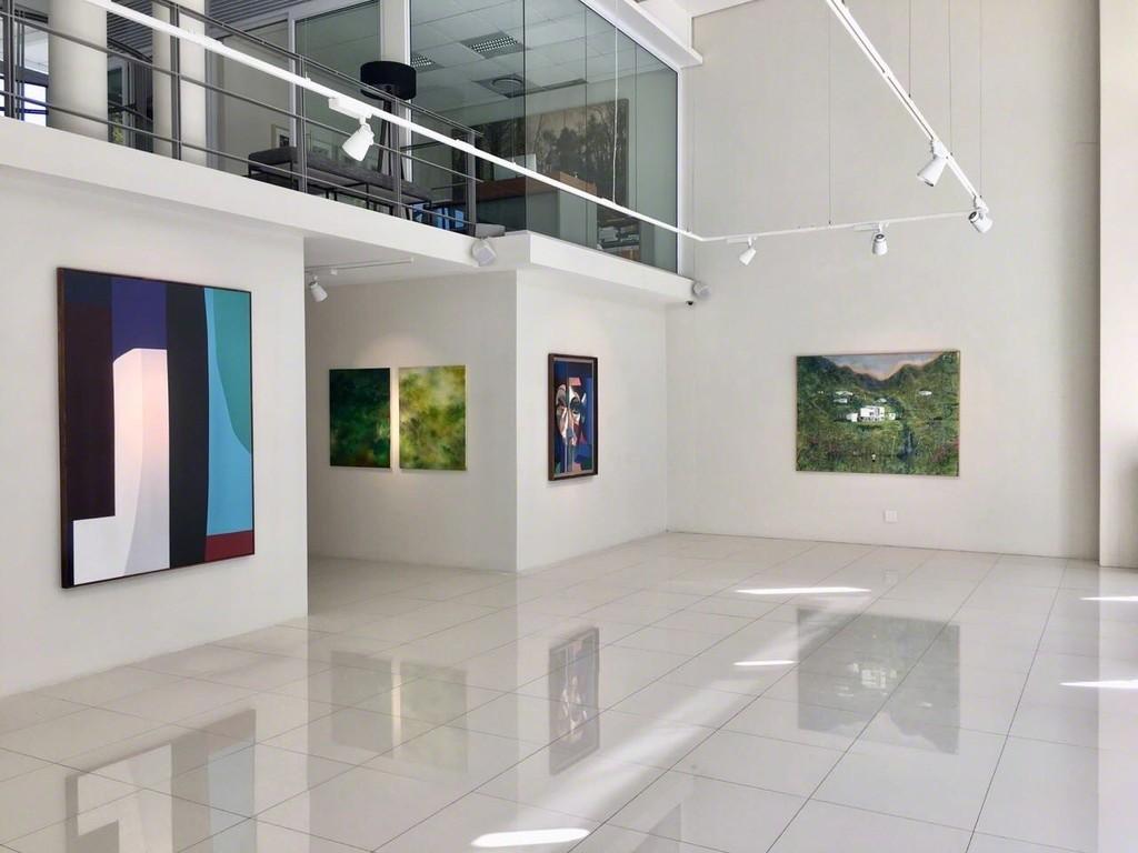 Barnard Collective installation