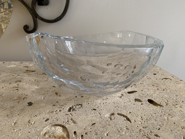Tomáš Brzon, 'Crystal Cut Bowl', 2016, Ai Bo Gallery