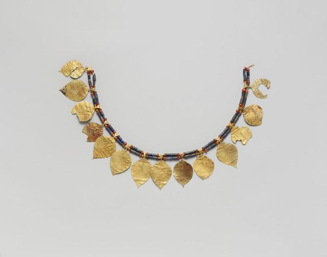 Unknown Sumerian, 'Headdress', ca. 2600–2500 B.C., The Metropolitan Museum of Art