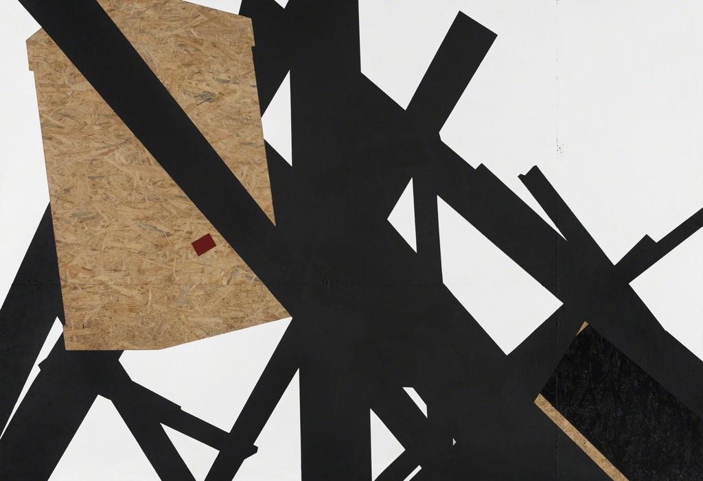 Serge Alain Nitegeka, 'Tunnel VIII: Studio Study VI,' 2013, Marianne Boesky Gallery