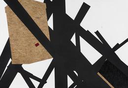 , 'Tunnel VIII: Studio Study VI,' 2013, Marianne Boesky Gallery