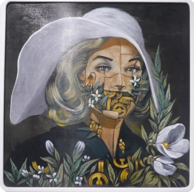 , 'Blooming Divas I ,' 2018, Treason Gallery