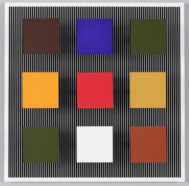 Jesús Rafael Soto, 'Multiple S', 1993, Galería RGR