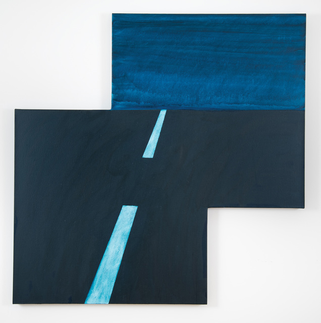 , 'Maricopa Highway,' 2014, Whitechapel Gallery