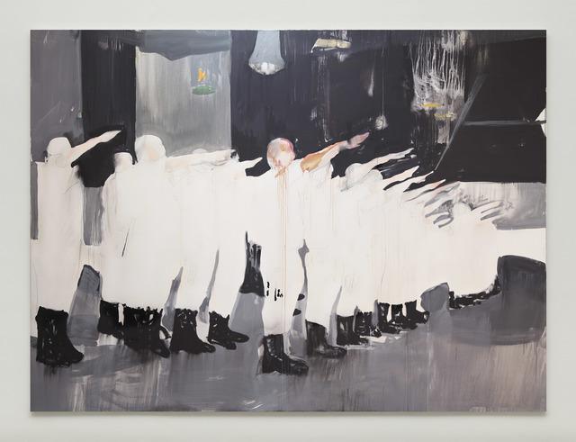 , 'Police Graduation (Juarez),' 2014, Kerlin Gallery