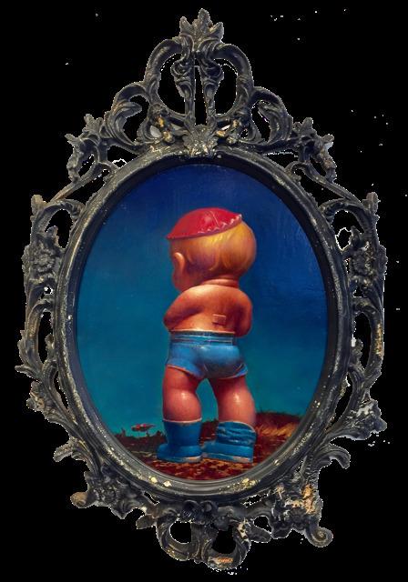 , 'Beach Boy,' 2017, AFA Gallery