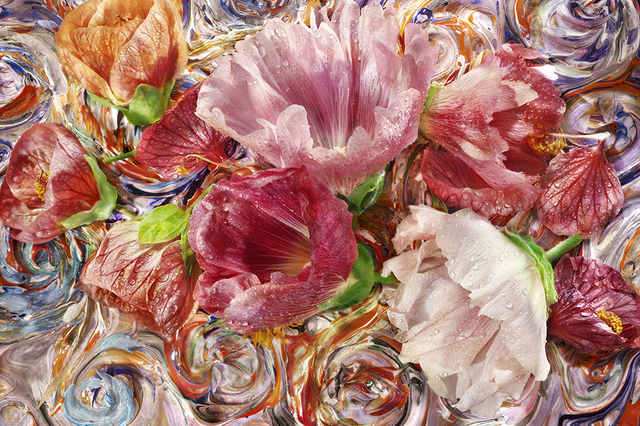 , 'Hollyhock.2,' 2016, ClampArt