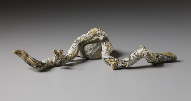 , 'Small Branch Teapot on Rock,' 2015, Jason Jacques Gallery