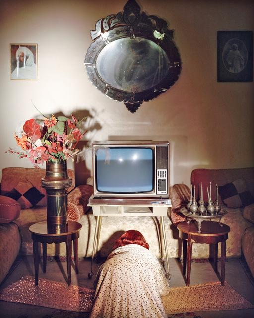 Walid Layadi-Marfouk, 'Fatiha (Post-Anterior medium)', 2017, Tiwani Contemporary