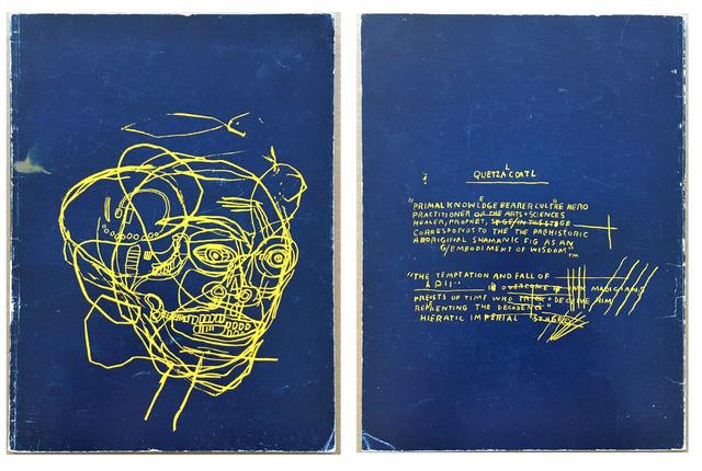 "Jean-Michel Basquiat, '""Paintings 1981-1984"", Exhibition Catalogue, Fruitmarket Gallery Scotland, RARE', 1984, VINCE fine arts/ephemera"