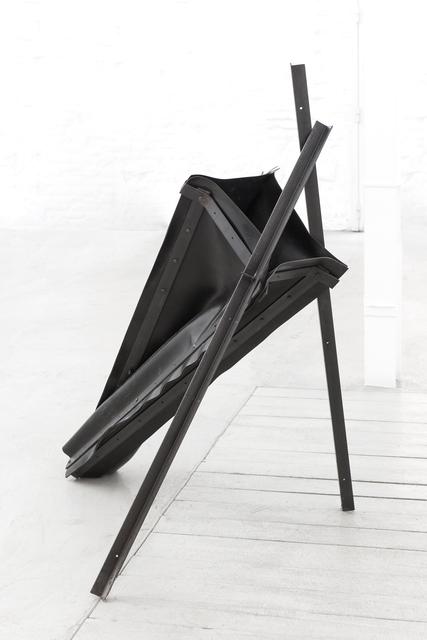 , 'Pozo Cuadrangular,' 1989, Travesia Cuatro
