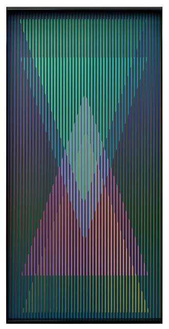 , 'Cromointerferencia Espacial 61,' , Marion Gallery