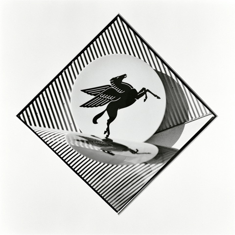 Arthur Tress, 'Mobil Oil Station, Mono Bay, CA, Pointer Series', 2006/2008, Contemporary Works/Vintage Works