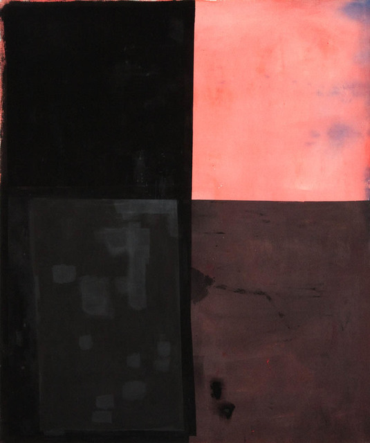 , 'Black/Red Boro Block (Berlin),' 2011, André Viana