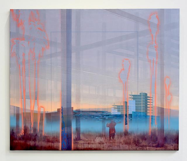 , 'In the Dust of the Future,' 2015, di Rosa