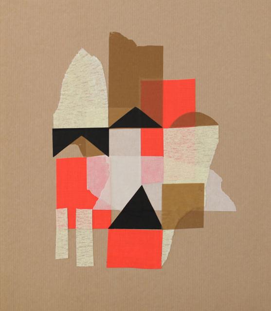 Anna Taratiel (OVNI), 'Collage III', sc gallery