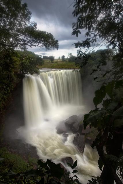 """, '""""Cachoeira da Fumaça"""" Jalapão, TO,' 2013, Fotospot"""