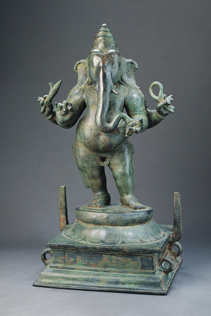 , 'Ganesha,' 11th century, Asia Society