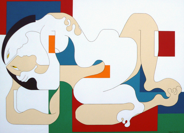 Hildegarde Handsaeme, 'Le Pied Connecté', 2015, Art Acacia