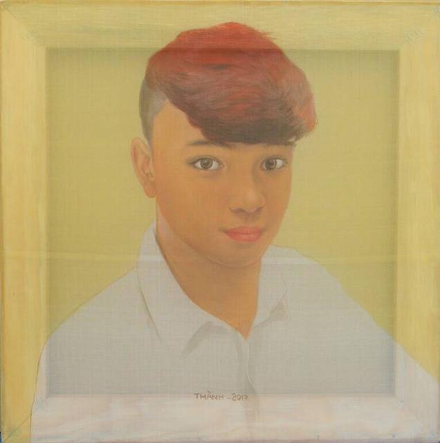 , 'Portrait 4,' 2017, Art Vietnam Gallery