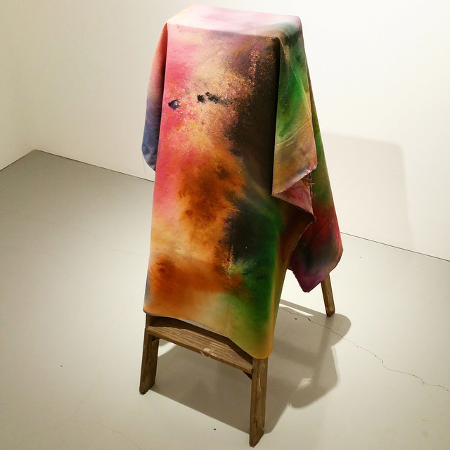 , 'Ladder,' 2014, Hello Project Gallery