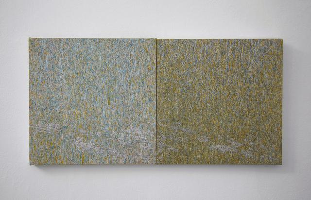 , 'Time in Between,' 2015, Kate Oh Gallery