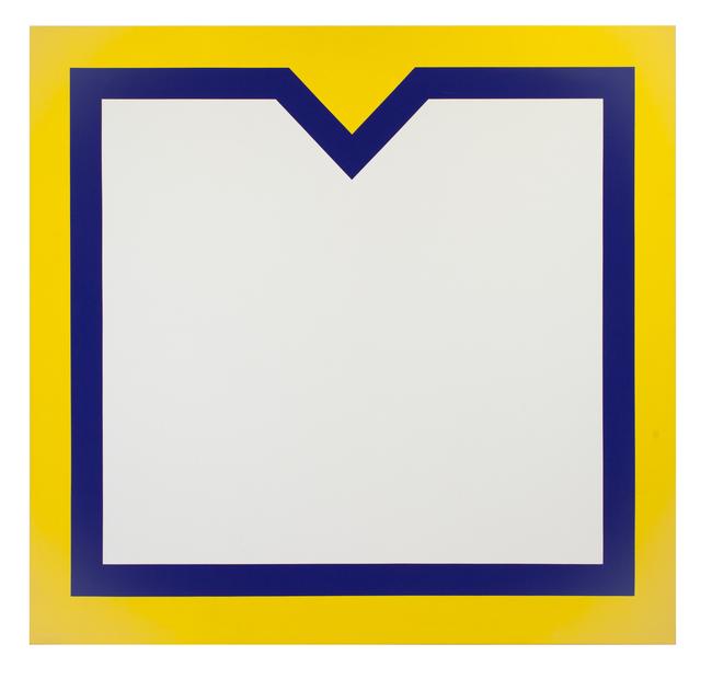 , 'Bridge,' 1978, Christopher Cutts Gallery