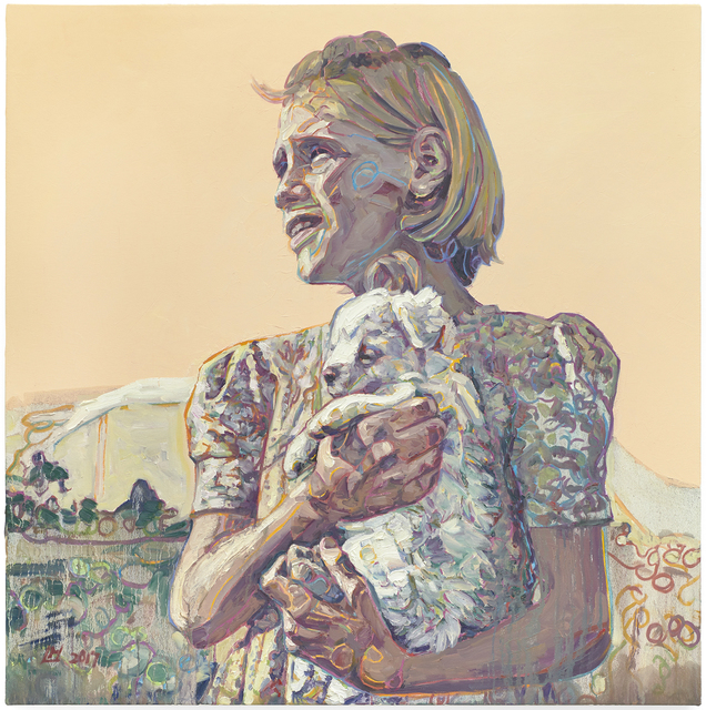 , 'Migrant Child: With Puppy,' , Gail Severn Gallery