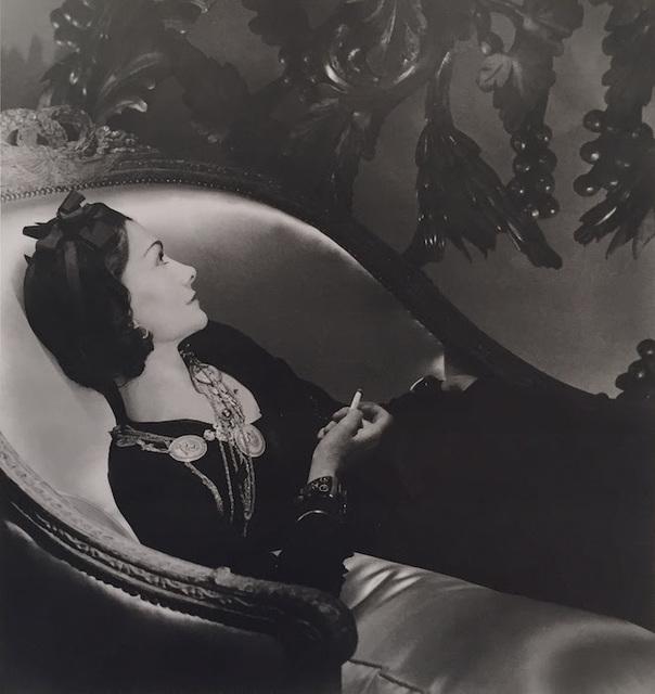 Horst P. Horst, 'Coco Chanel, Paris', 1937, Jackson Fine Art