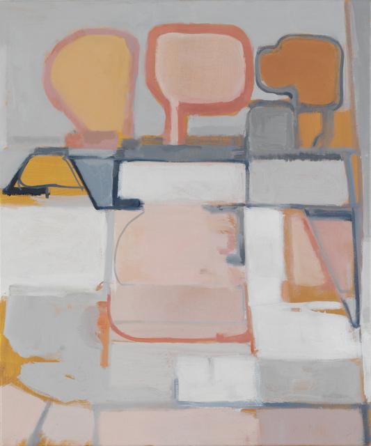 Elizabeth Hazan, 'Field #86', 2019, Johannes Vogt Gallery