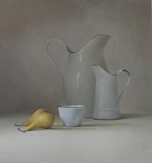 , 'Two Pears,' 2017, Beaux Arts Bath