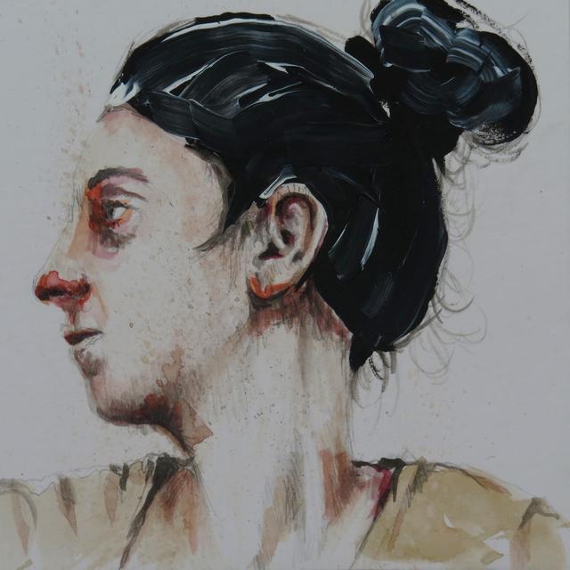 , 'Anguish Series 17,' 2017, Beatriz Esguerra Art