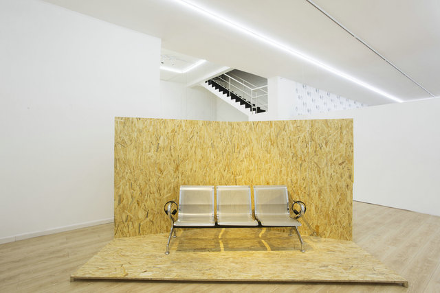 , 'The Waiting Room,' 2016, EGG Gallery