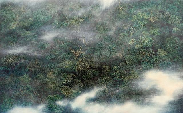 , '行雲2 Flowing clouds,' 2018, Art Porters