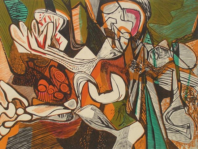 , 'Prometheus,' 1953, Dolan/Maxwell