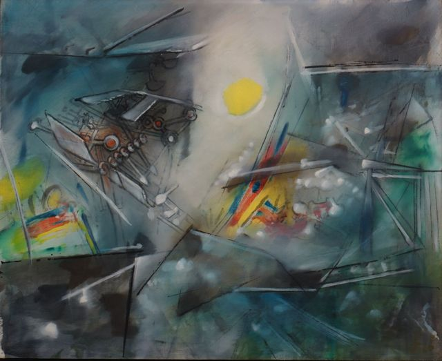 , 'Jazz,' 1959, Robilant + Voena