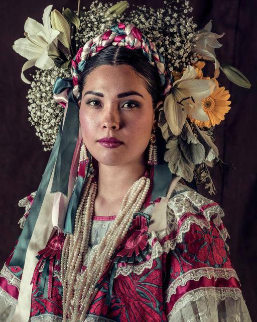 , 'Tehuanas, Oaxaca, Mexico.,' 2017, Shoot Gallery