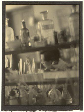 , 'Laboratory at Kyoto Medical University,' 1933, Charles Schwartz Ltd.