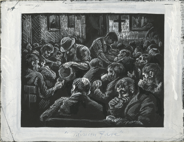 , 'Mission Fare,' ca. 1930, Childs Gallery