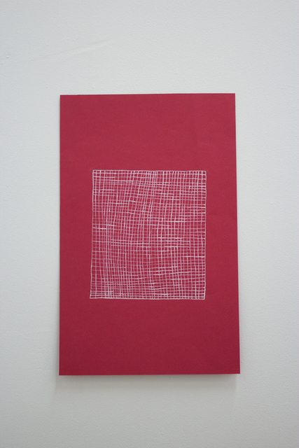 , 'Wararime (espejo roto),' 2012, ABRA