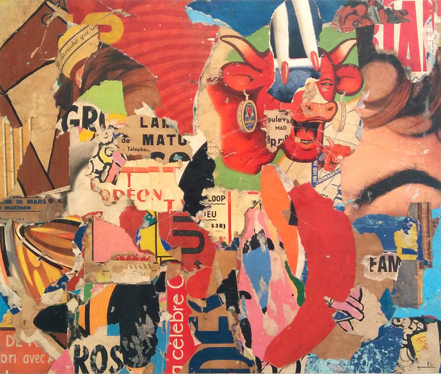 , 'Oh La Vache ! ,' 2012, Galerie Art Jingle