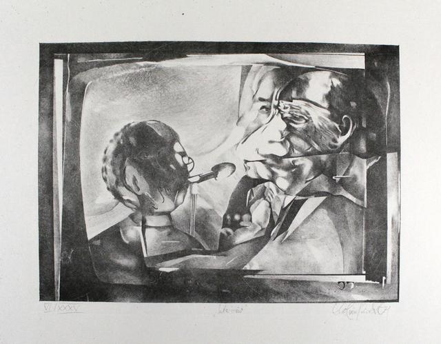Christian Rickert, 'Interview', 1971, Sylvan Cole Gallery